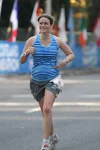 Running the Portland half at 18 weeks pregnant