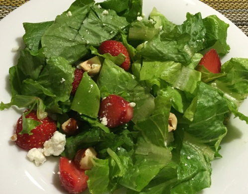 farmers market summer salad